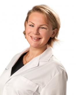 Dra. Elena Prousskaia Peregudova